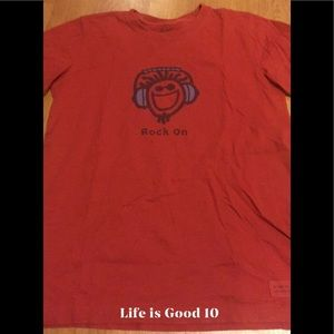 Boys Life is Good Tee